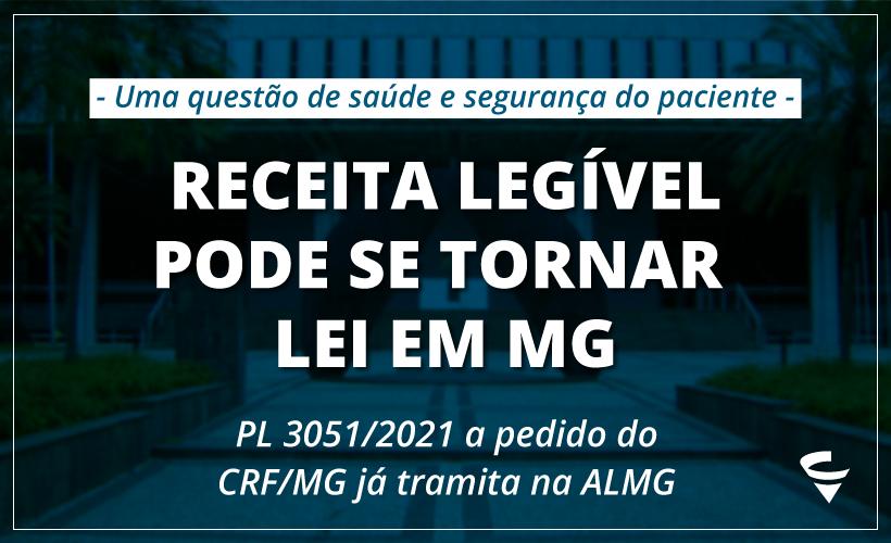 Prescrição de receita legível pode se tornar lei em Minas Gerais